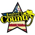 visit radio station web site - America's Country streaming internet radio station