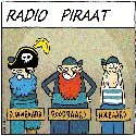 visit radio station web site - RADIO PIRAAT streaming internet radio station