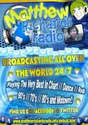 visit radio station web site - Matthew Richards Radio streaming internet radio station