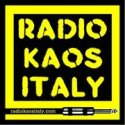 visit radio station web site - RADIO KAOS ITALY to promote independent music streaming internet radio station