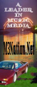 visit radio station web site - M3Nation.Net Radio streaming internet radio station