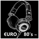 visit radio station web site - €URO 80's RADIO streaming internet radio station