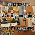 visit radio station web site - The Retro Attic - 50s To 80s Rare Oldies streaming internet radio station