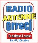 visit radio station web site - Radio Antenne Erreci streaming internet radio station