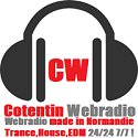 visit radio station web site - cotentin-webradio streaming internet radio station