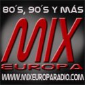 Mix Europa Eighties And Nineties Radio logo