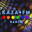 KAZA FM radio. Pride party from 80 s to now! logo