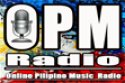 visit radio station web site - OPM Radio streaming internet radio station