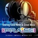 visit radio station web site - 247 Praise Radio streaming internet radio station