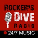 visit radio station web site - Rocker's Dive Radio streaming internet radio station