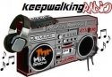 Keepwalkingradio logo