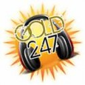 visit radio station web site - Gold247 streaming internet radio station