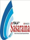 visit radio station web site - sasarainafm streaming internet radio station