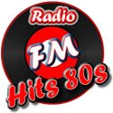 visit radio station web site - FM Hits 80s streaming internet radio station