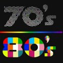 70s 80s All Time Greatest logo