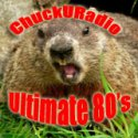 Chucku Ultimate 80s logo