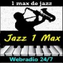 visit radio station web site - Jazz 1 Max streaming internet radio station