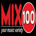 visit radio station web site - Mix 100 streaming internet radio station