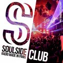 CLUB I Soulside Radio Paris logo