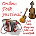 visit radio station web site - Online Folk Festival streaming internet radio station