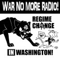 Wnmr War No More Radio U S Out Of Iraq afghanistan Now logo