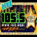 105.5 Mobile Radio (Los Angeles, CA) logo