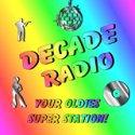 visit radio station web site - DECADE RADIO streaming internet radio station