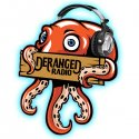 Deranged Radio logo