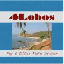 4lobos Pop & Oldies Radio Station logo