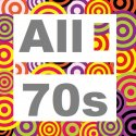 All 70s Radio logo