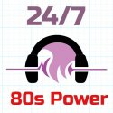 24/7   80s Power logo