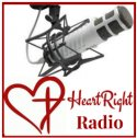 HeartRight Radio logo