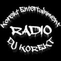 Korekt Recordz Radio logo