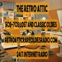 The Retro Attic logo