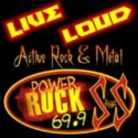 visit radio station web site - ♫ Power Rock 69.9, The SS ♫ streaming internet radio station