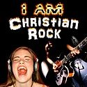 I Am Christian Rock logo