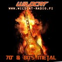 visit radio station web site - 70s 80s Metal Wildcat streaming internet radio station