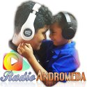 visit radio station web site - Radio Andromeda streaming internet radio station