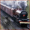 visit radio station web site - Polarexpress streaming internet radio station