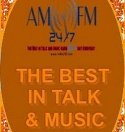 visit radio station web site - AMFM 247 Broadcasting Network streaming internet radio station