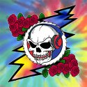 Grateful Dead Radio logo